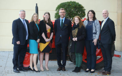 Nuffield Ireland 2019 GFP networking event – Taking on the Challenge