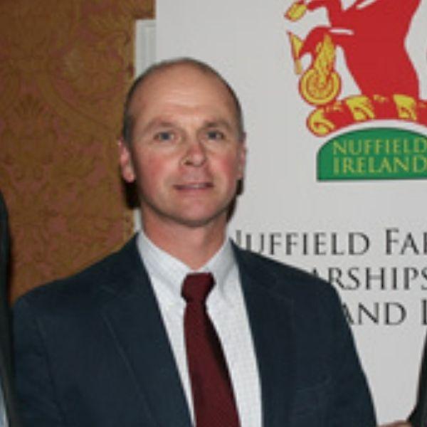 Shane Delahunt Nuffield Scholar 2009 Profile Picture