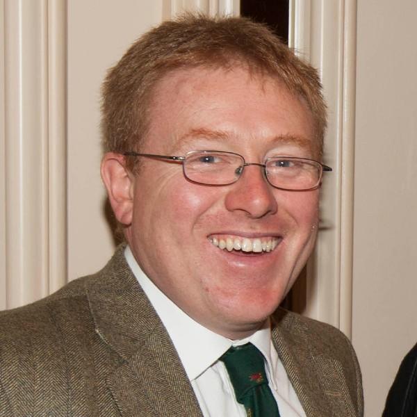 Gerard Buckley Nuffield Scholar 2008