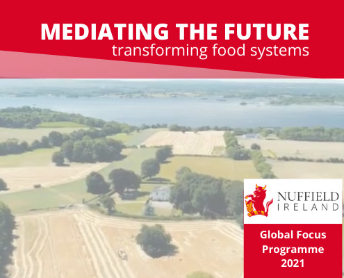 Virtual Global Focus Programme GFP hosted by Nuffield Ireland 14th - 18th June 2021